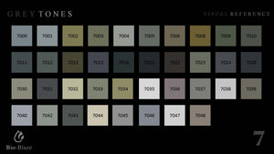 RAL Color Option - Veniz Series - Fireplace Features