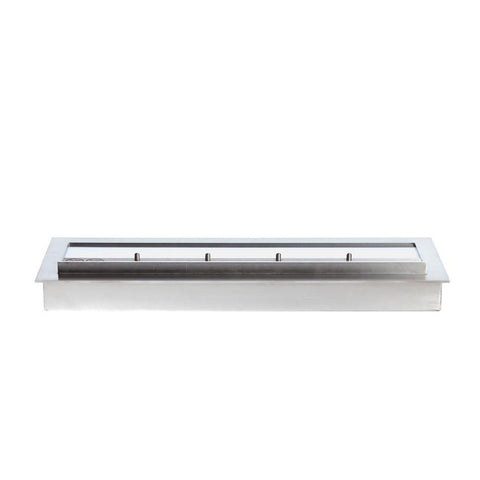 "23.5"" Bloc Adjustable Ethanol Fireplace Burner Insert (lipped) - Bio-Blaze - BB-B60L - Fireplace Features"