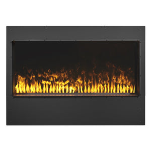 "40"" Professional Build-In Box With Heat For CDFI1000-Pro - Fireplace Features"
