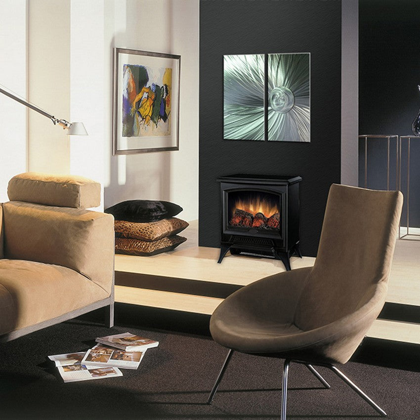 Dimplex Electric Stove - Fireplace Features