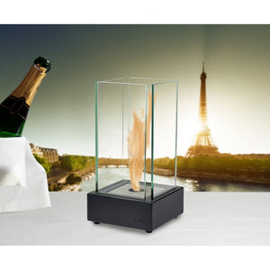 Cartier Tabletop Bio-Ethanol Fireplace - ECO-FEU - Fireplace Features