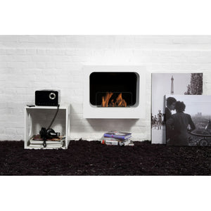 Columbus Wall Mounted Ethanol Fireplace - BB-CO- Bio-Blaze - Fireplace Features