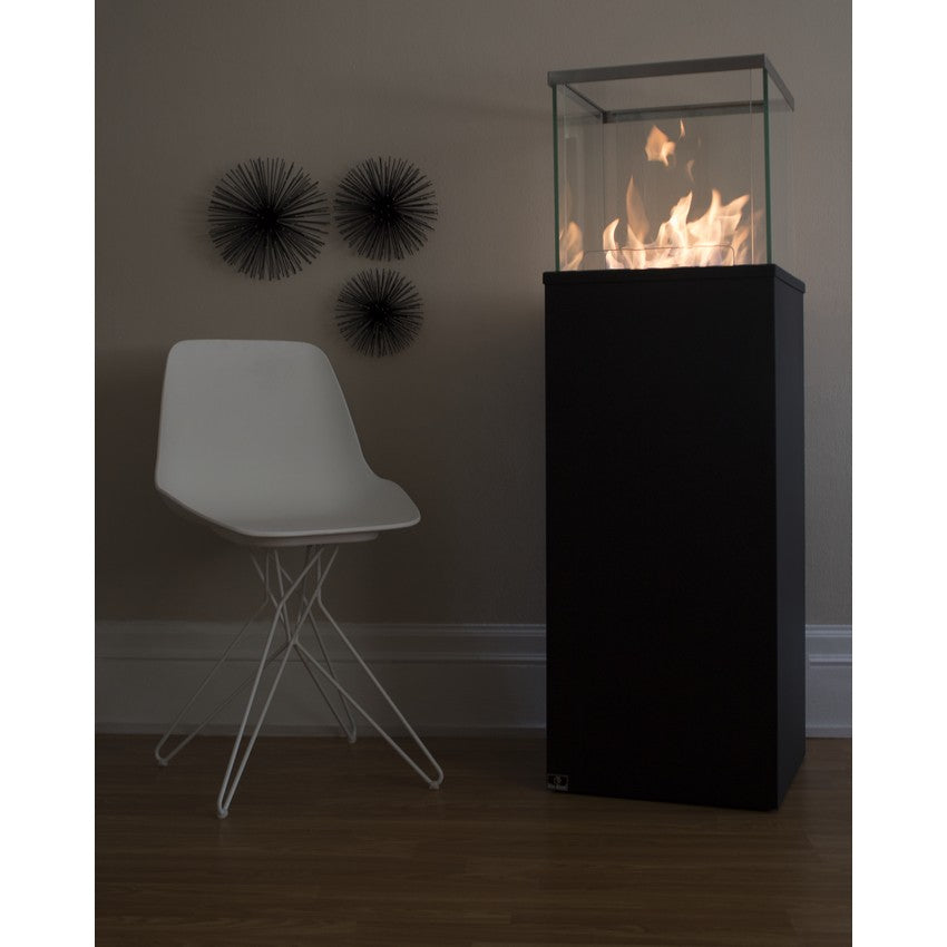Column Freestanding Ethanol Fireplace - BB-C - Bio-Blaze - Fireplace Features