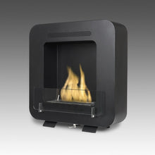 "ECO-FEU COSY 21"" Wall Mount or Free Standing UL Listed  Ethanol Fireplace - Fireplace Features"