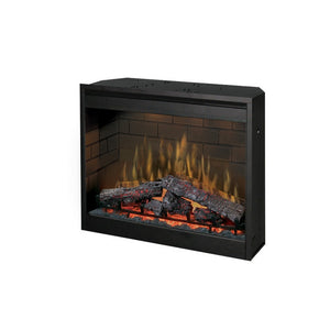 "Dimplex 30"" Electric Log Firebox Insert - Fireplace Features"