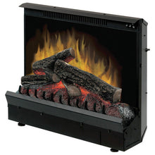 "Dimplex 23"" Standard Electric Fireplace Log Set - Fireplace Features"