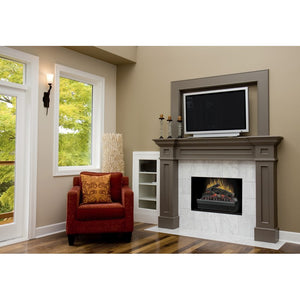 "Dimplex Standard 23"" Log Set Electric Fireplace Insert - Fireplace Features"