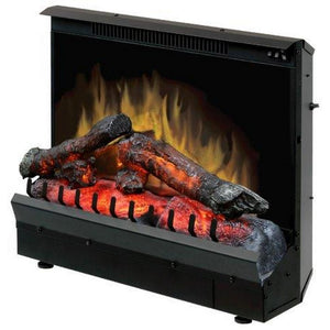 Dimplex 23 Inch Electric Fireplace Insert - Fireplace Features