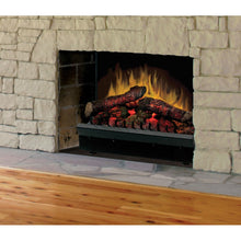 "Dimplex Firebox 23"" Insert With LED Log Set, On/Off Remote Control - Fireplace Features"