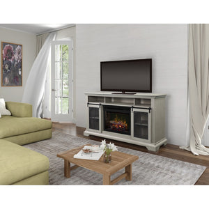 Dimplex Olivia Fireplace Media Console - Fireplace Features