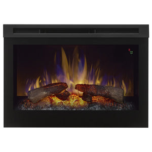 "Dimplex 25"" Electric Log Firebox - Fireplace Features"