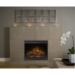 "Dimplex 26"" Electric Firebox With Acrylic Ember Bed - Fireplace Features"