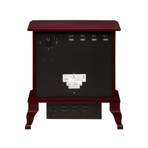 Dimplex Traditional Electric Stove - Fireplace Features