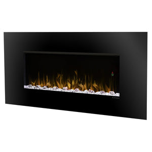Dimplex Contempra Wall Mount Electric Fireplace - Fireplace Features