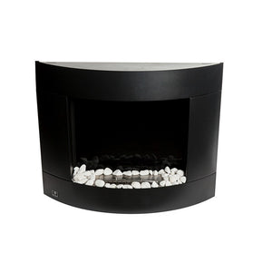 "BIO-BLAZE DIAMOND II 31"" Wall Mounted Single Burner Bio-Ethanol Fireplace - BB-D2x - Fireplace Features"