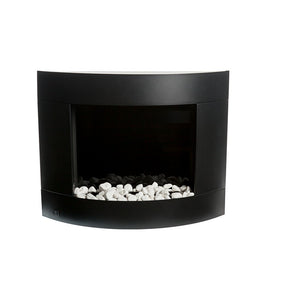 "BIO-BLAZE DIAMOND I 31"" Wall Mounted Multi-Burner Bio-Ethanol Fireplace - BB-Dx1 - Fireplace Features"