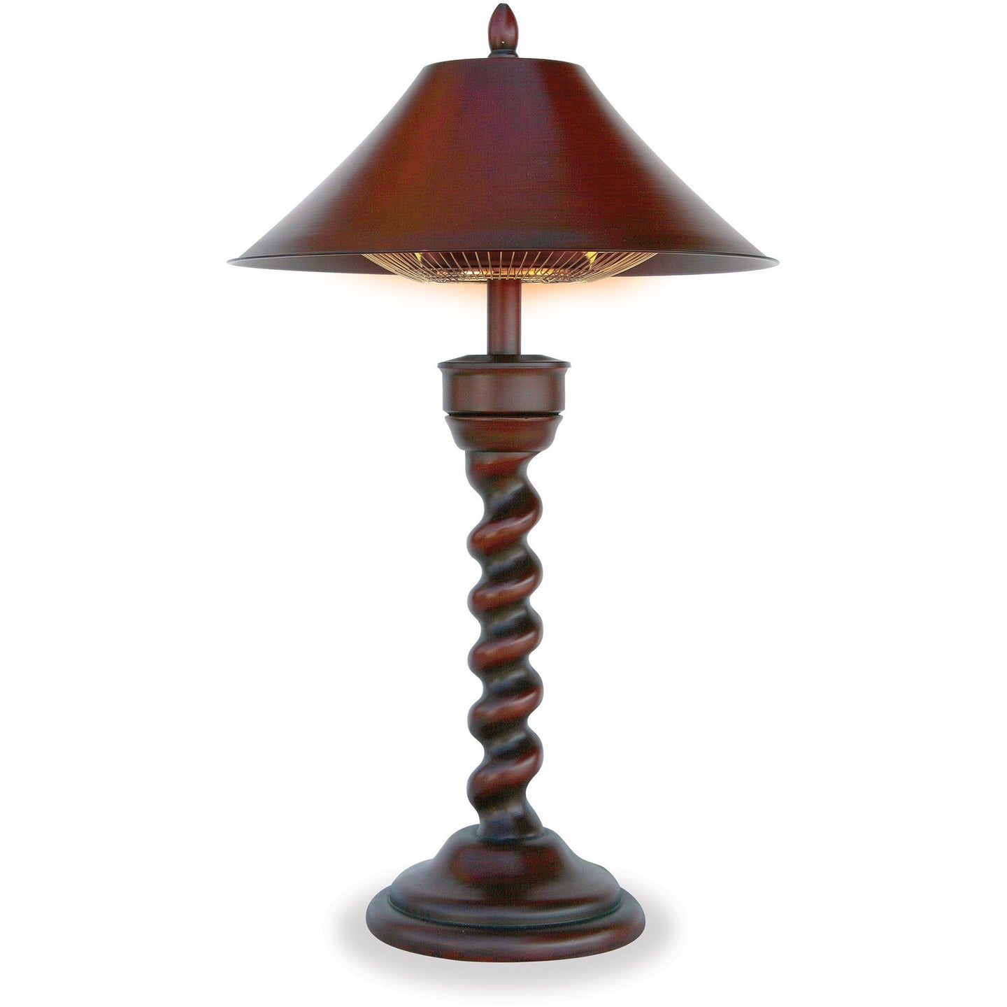 Table Lamp Electric Heater