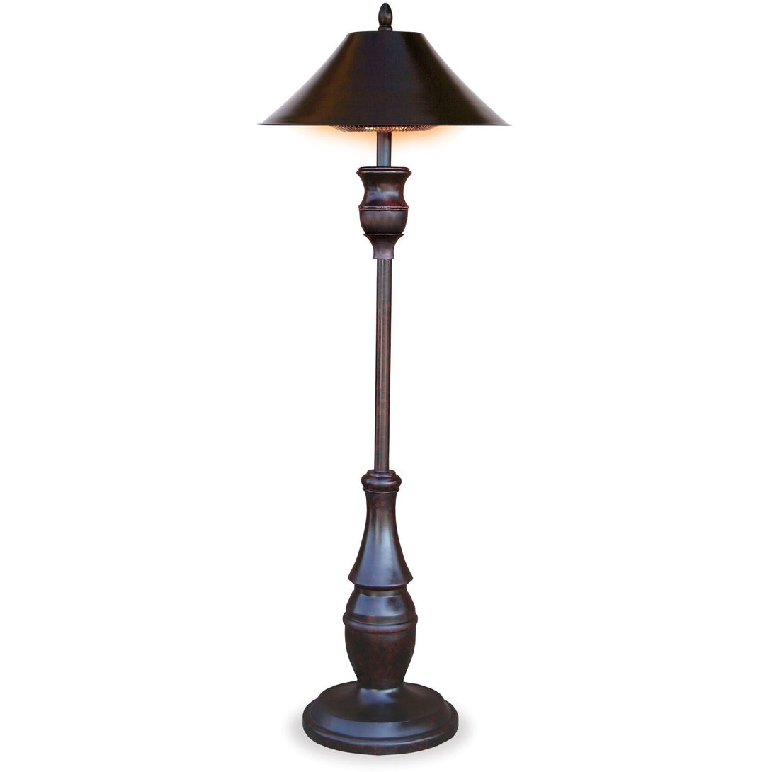 Floor Lamp Electric Heater