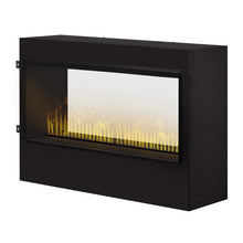 Dimplex Opti-Myst® Pro 1000 Built-In Electric Firebox - Fireplace Features