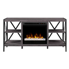 Dimplex Ramona Media Console Electric Fireplace - Fireplace Features