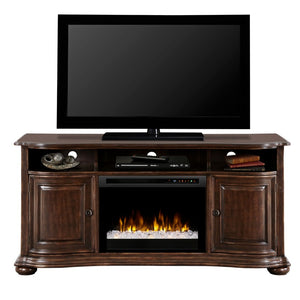 Dimplex Henderson Media Console Electric Fireplace Series - Fireplace Features