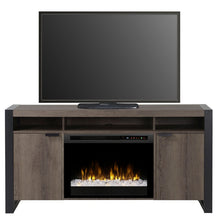 Dimplex Pierre Media Console Electric Fireplace Series - Fireplace Features