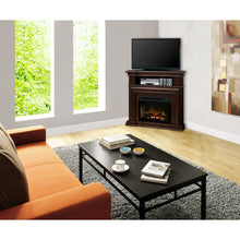 Dimplex Montgomery Media Console Electric Fireplace Series - Fireplace Features