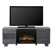 Dimplex Max Media Console Electric Fireplace Series - Fireplace Features