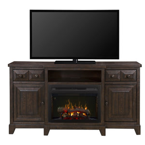 Dimplex Heinrich Media Console Electric Fireplace Series - Fireplace Features