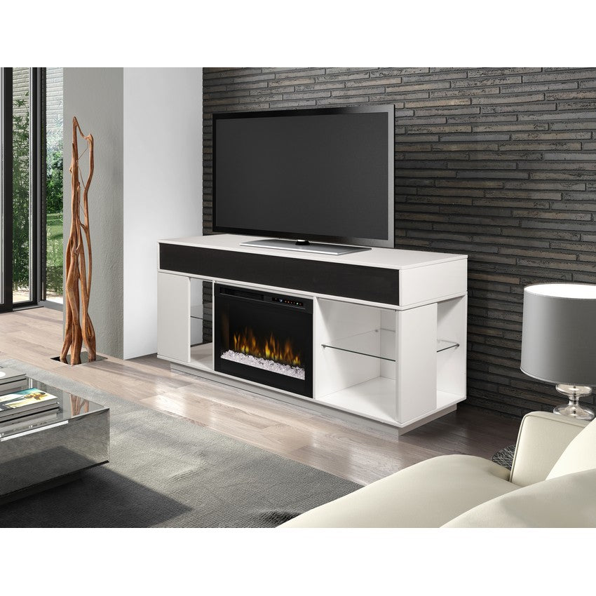 Dimplex Audio Flex Lex Media Console Electric Fireplace Series - Fireplace Features