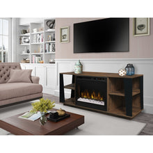 Dimplex Arlo Media Console Electric Fireplace Series - Fireplace Features