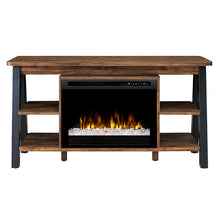 Dimplex Fiona Media Console Fireplace Series - Fireplace Features