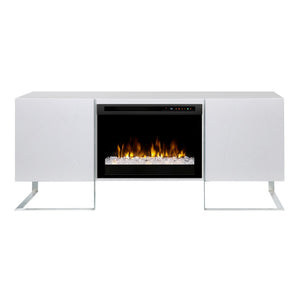 Dimplex Chase Media Console Fireplace Series - Fireplace Features