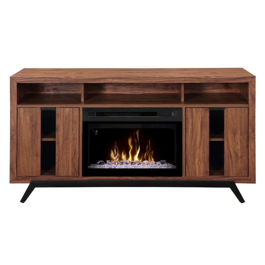 Dimplex Luna Media Console Electric Fireplace - Fireplace Features