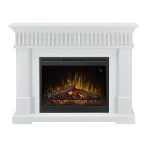 Dimplex Jean Mantel Electric Fireplace - Fireplace Features