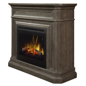 Dimplex Ophelia Mantel Electric Fireplace Series - Fireplace Features