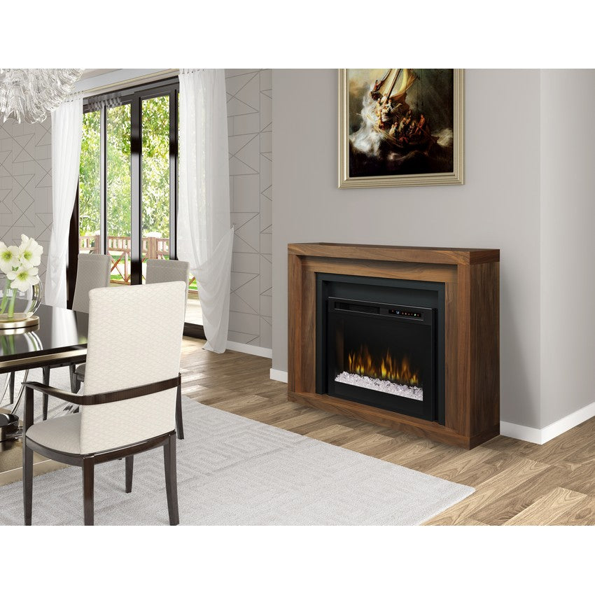 Dimplex Anthony Mantel Electric Fireplace Series - Fireplace Features