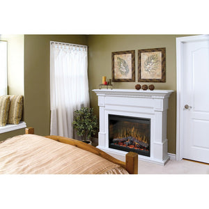 Dimplex Essex Mantel Electric Fireplace - Fireplace Features