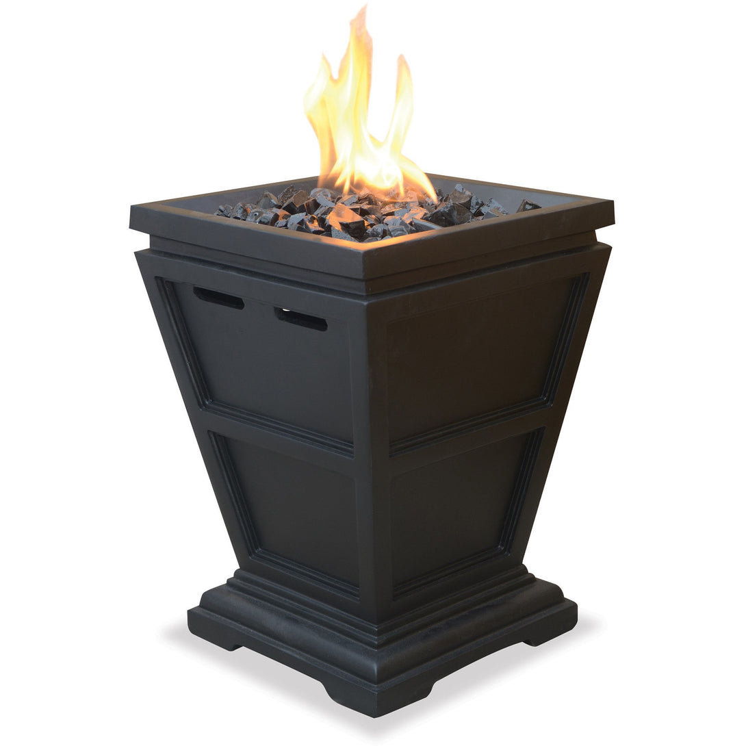Lp Gas Outdoor Fireplace - Small GLT1343SP Mr BBQ - Fireplace Features