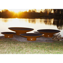 "FIRE PIT ART ASIA48 48"" Fire Pit - Fireplace Features"