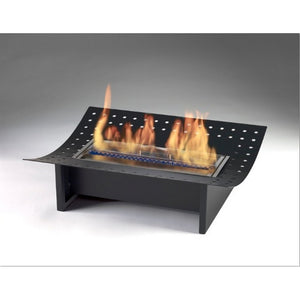 "ECO-FEU FIREPLACE INSERT XL 19 3/4"" Fireplace/Firepit Insert UL Listed Portable - Fireplace Features"