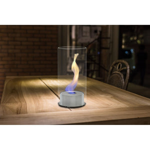 "ECO-FEU JULIETTE 6"" Tabletop Portable Bio-Ethanol Fireplace - Fireplace Features"