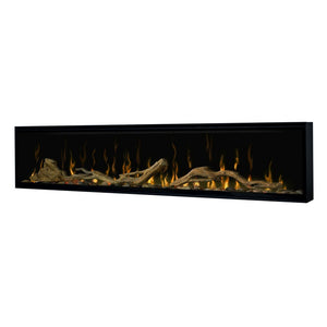 "Dimplex Accessory Driftwood For 74"" Linear Firebox - Fireplace Features"
