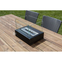 "BIO-BLAZE LISBOA 15½"" Tabletop Bio-Ethanol Fireplace - BB-LIS - Fireplace Features"