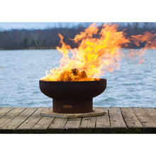 "FIRE PIT ART LOW BOY36 36"" Fire Pit - Fireplace Features"