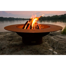"FIRE PIT ART MAGNUM 54""  Fire Pit - Fireplace Features"