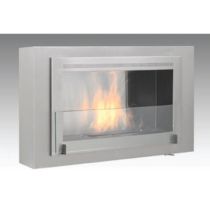 "ECO-FEU MONTREAL 42"" Wallmount Bio-Ethanol Fireplace UL Listed - Fireplace Features"