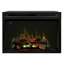 "Dimplex 33"" Multi-Fire XD Firebox With Logs - Fireplace Features"