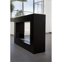 "BIO-BLAZE QUBE (LARGE) 42"" Freestanding Ethanol Fireplace - Fireplace Features"