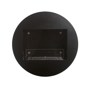 "BIO-BLAZE QWARA 23½"" Wall Mounted Bio-Ethanol Fireplace - Fireplace Features"